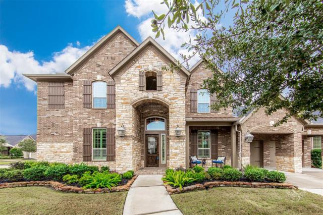 6122 Fayette Springs Lane, Fulshear, TX 77441 (MLS #10744222) :: See Tim Sell