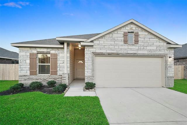 15739 Ty Cobb Court, Splendora, TX 77372 (MLS #10747782) :: The Property Guys