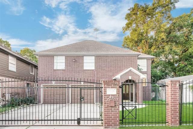 7225 Tremper Street, Houston, TX 77020 (MLS #10750365) :: Ellison Real Estate Team