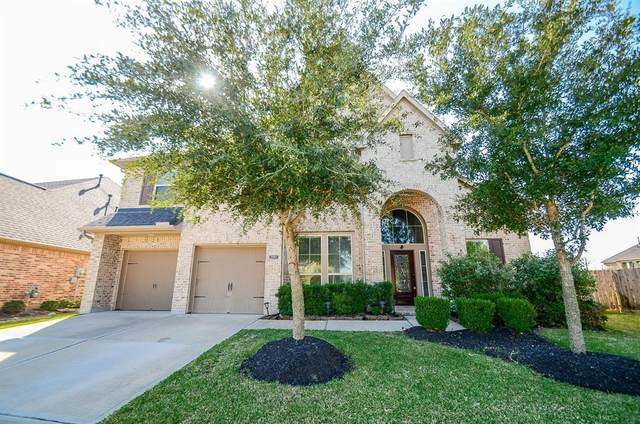 21911 Redbud Knoll Court, Richmond, TX 77469 (MLS #10751667) :: The Home Branch