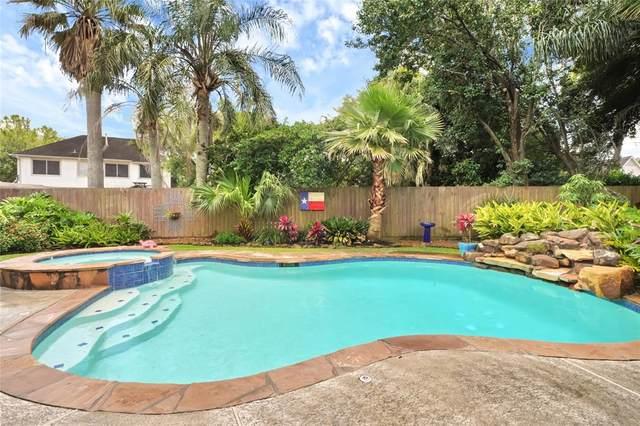 15414 Woodcote Court, Houston, TX 77062 (MLS #10752364) :: Ellison Real Estate Team