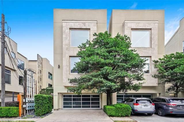 2415 Ralph Street A, Houston, TX 77006 (MLS #10759462) :: Green Residential