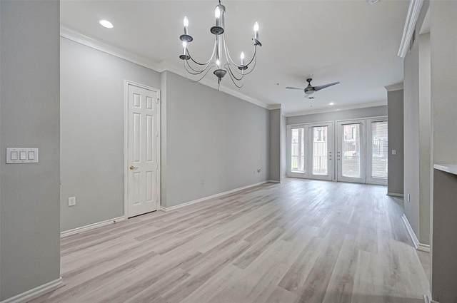 2400 Mccue Road #133, Houston, TX 77056 (MLS #10760645) :: Texas Home Shop Realty