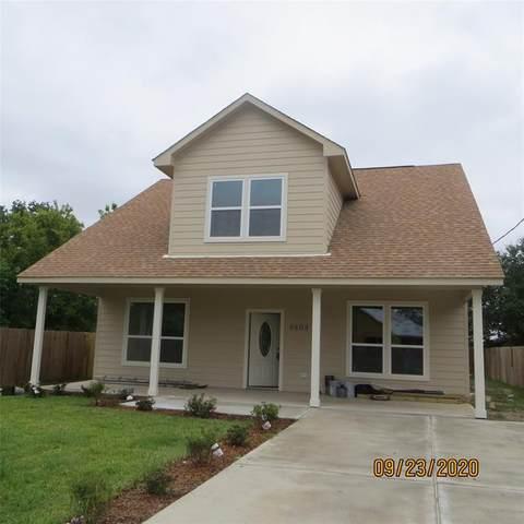 9808 Kerr Street, Houston, TX 77029 (MLS #10766332) :: Homemax Properties