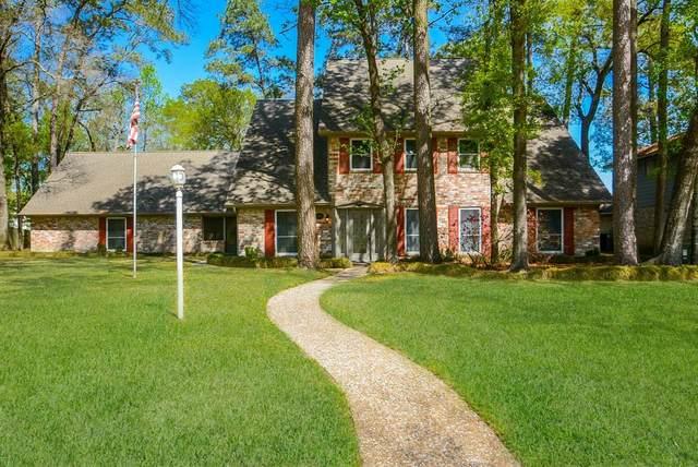 7810 Aleta Drive, Spring, TX 77379 (MLS #10766751) :: Homemax Properties