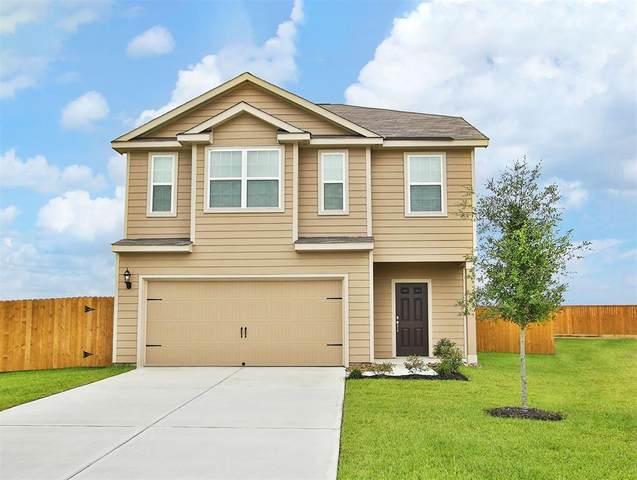 5602 Sapphire Lagoon Road, Cove, TX 77523 (MLS #10772361) :: The Sansone Group