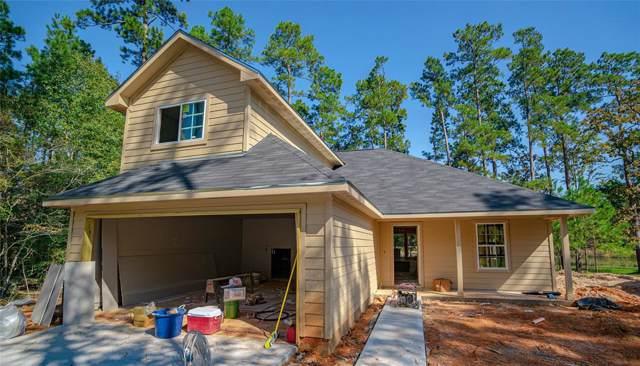 14998 Crockett Road, Willis, TX 77378 (MLS #10781752) :: The Home Branch