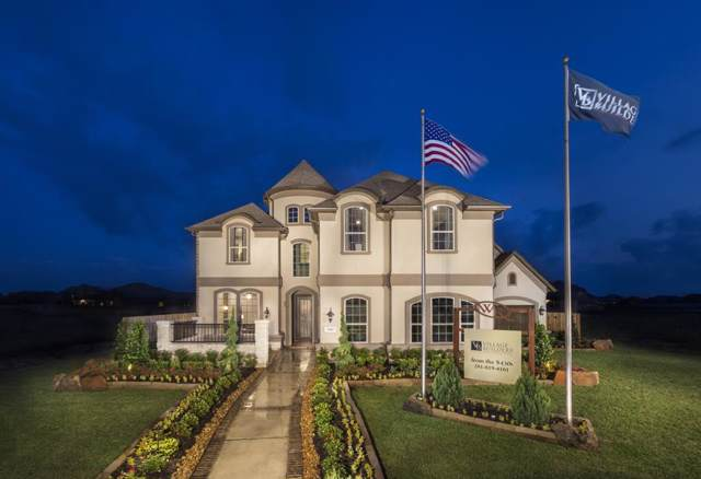 2420 Morning Ridge Lane, Friendswood, TX 77546 (MLS #10782645) :: The Heyl Group at Keller Williams