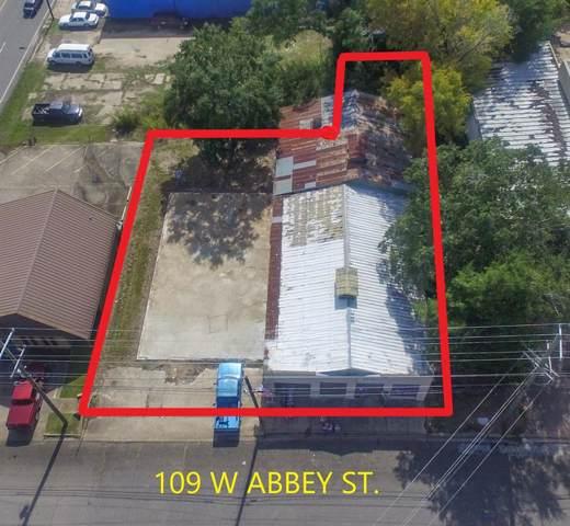109 W Abbey Street, Livingston, TX 77351 (MLS #10783002) :: Texas Home Shop Realty