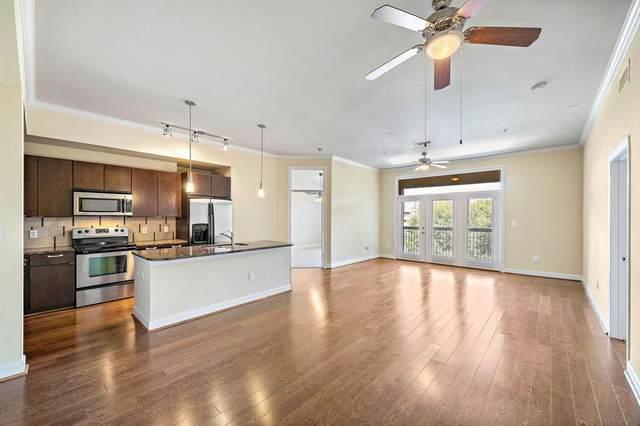 300 St Joseph Parkway #216, Houston, TX 77002 (MLS #10783036) :: Caskey Realty