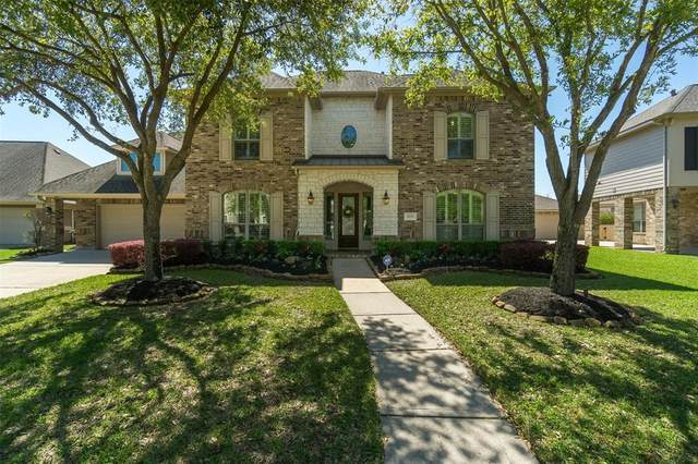2879 Carrera Court, League City, TX 77573 (MLS #10783415) :: The Queen Team