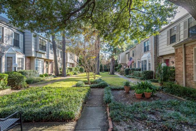 7505 Memorial Woods Drive #58, Houston, TX 77024 (MLS #10783727) :: Montgomery Property Group | Five Doors Real Estate