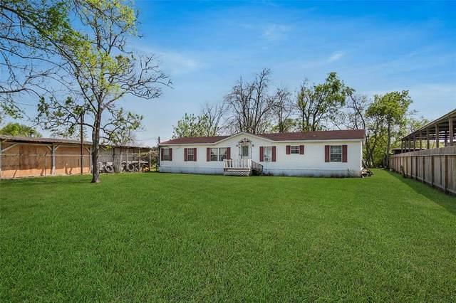 322 Slumber Lane, Crosby, TX 77532 (MLS #10786642) :: Connect Realty