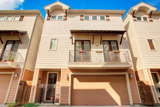 5307 Nett Street B, Houston, TX 77007 (MLS #10788312) :: TEXdot Realtors, Inc.