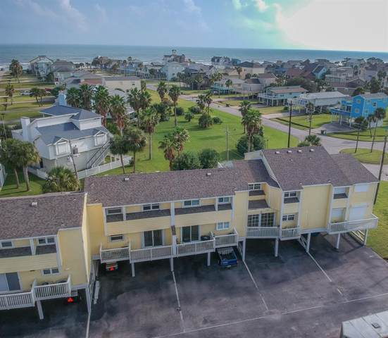 302 Jean Lafitte Cove, Galveston, TX 77554 (MLS #10789287) :: Texas Home Shop Realty