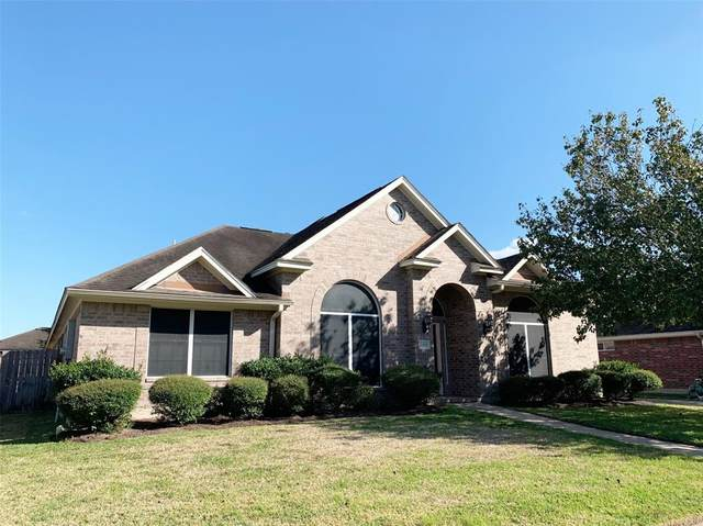 1109 Barkly Court, Pearland, TX 77581 (MLS #10790224) :: The Home Branch