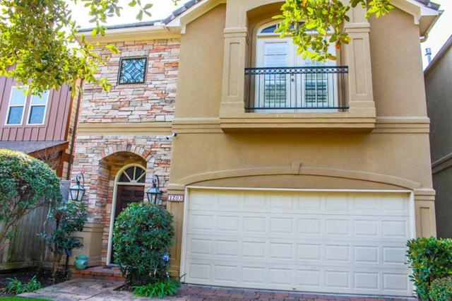 1203 Sherwood Forest Glen Court, Houston, TX 77043 (MLS #10791219) :: Texas Home Shop Realty