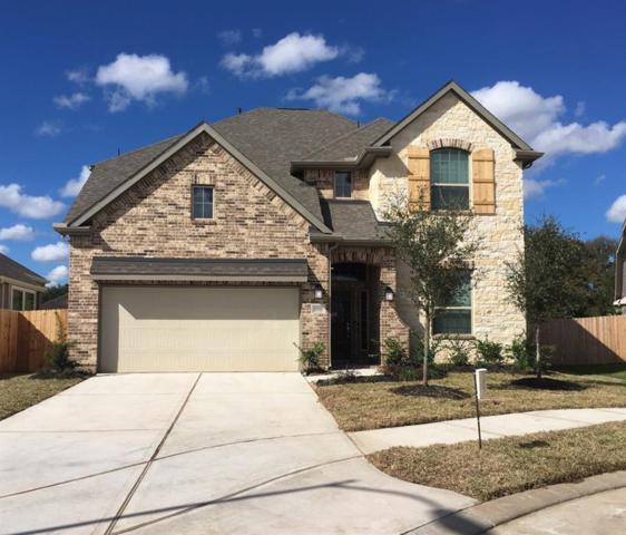 1535 Giles Drive, Richmond, TX 77406 (MLS #10791411) :: The SOLD by George Team