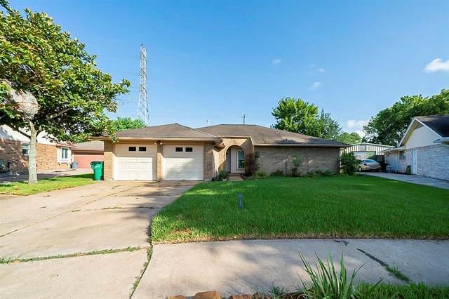 10215 Kirkaspen Drive, Houston, TX 77089 (MLS #10794126) :: Christy Buck Team