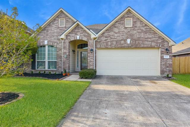 9018 Kinnel Lane, Tomball, TX 77375 (MLS #10795823) :: The SOLD by George Team