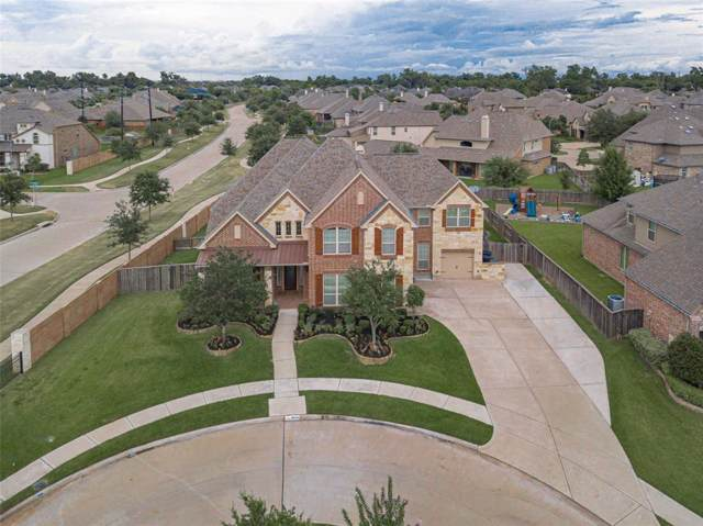 21118 Upland Manor Court, Richmond, TX 77406 (MLS #10798749) :: The SOLD by George Team