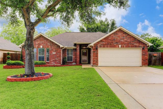 4230 Chisholm Trail, Santa Fe, TX 77510 (MLS #10802488) :: The Home Branch