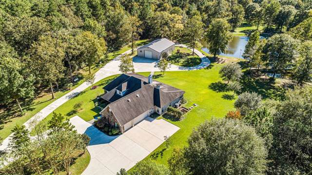 23904 Arrowhead Point, New Caney, TX 77357 (MLS #10806526) :: Johnson Elite Group