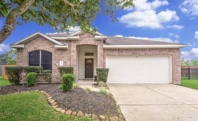 3202 Black Lane, Pearland, TX 77584 (MLS #10812717) :: Phyllis Foster Real Estate