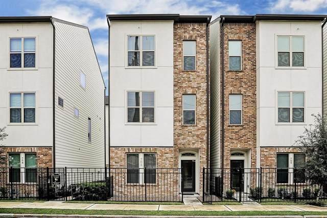 706 Clark Street, Houston, TX 77020 (MLS #10825527) :: Green Residential