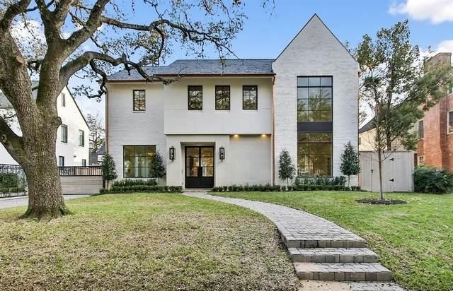 2223 Inwood Drive, Houston, TX 77019 (MLS #10837770) :: Ellison Real Estate Team