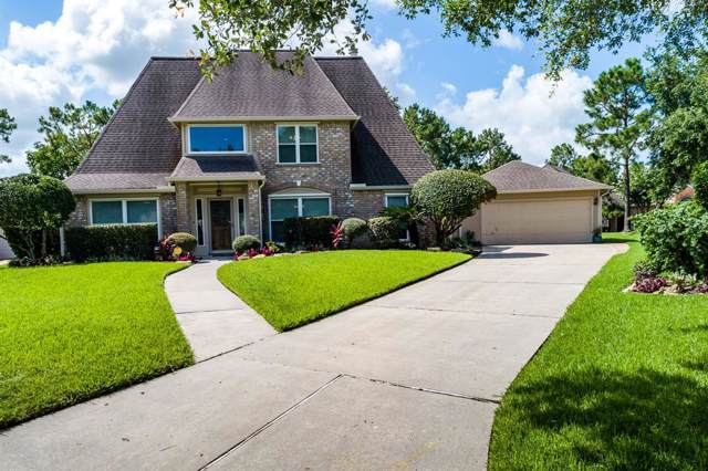 2617 Ryder Court, League City, TX 77573 (MLS #10849946) :: The SOLD by George Team