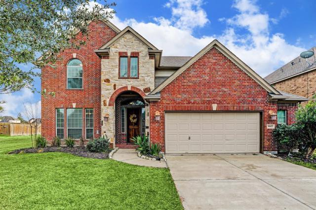 9607 Emerald Lakes Drive, Rosharon, TX 77583 (MLS #10873003) :: Texas Home Shop Realty