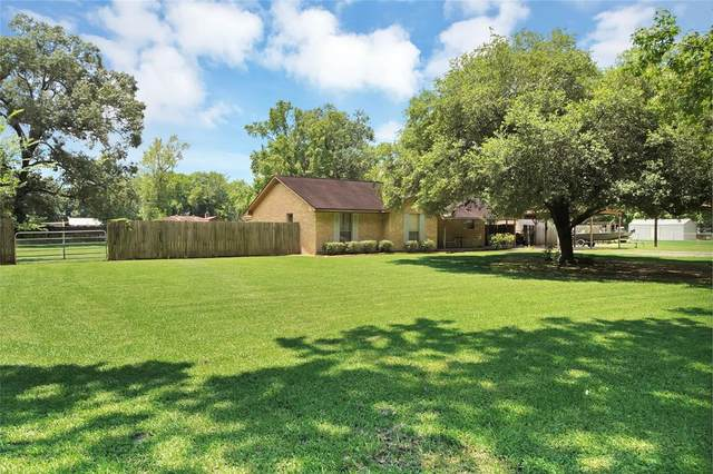 300 County Road 6769, Dayton, TX 77535 (MLS #10877691) :: The SOLD by George Team