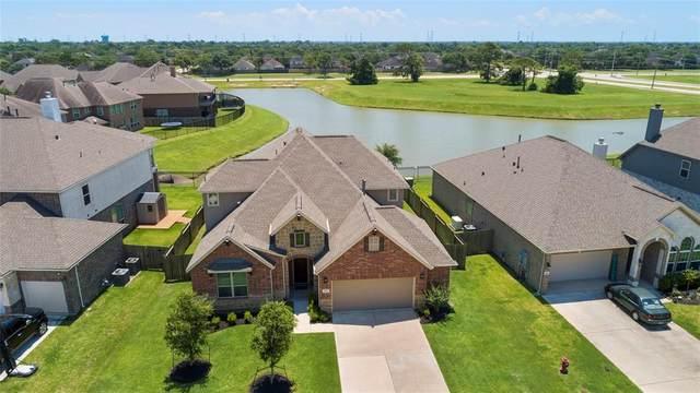 408 W Bend Drive, League City, TX 77573 (MLS #10878971) :: Texas Home Shop Realty