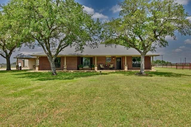 10838 Glenn Meadows Road, Sealy, TX 77474 (MLS #10879160) :: The Property Guys