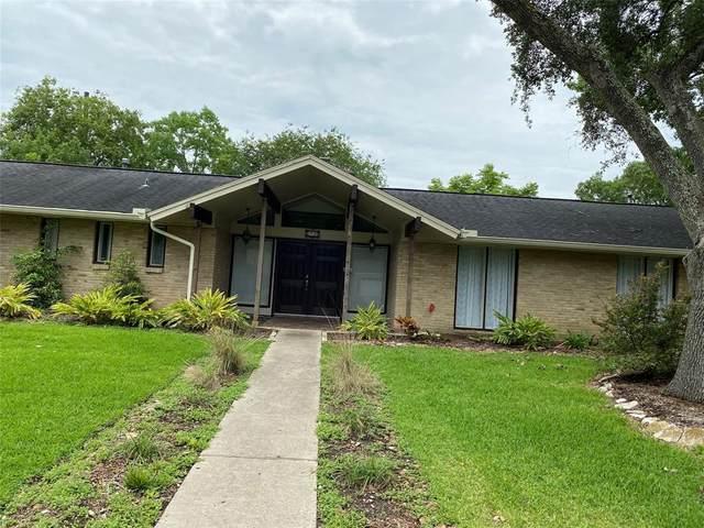 406 Terrace Drive, El Lago, TX 77586 (MLS #10879491) :: Rachel Lee Realtor