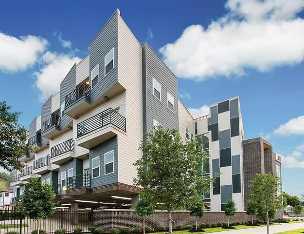 1011 Studemont Street #308, Houston, TX 77007 (MLS #10880674) :: Green Residential
