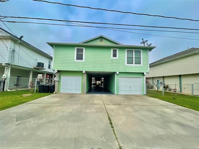 734 Marlin Street, Bayou Vista, TX 77563 (MLS #10882472) :: Ellison Real Estate Team