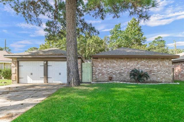 22407 Rockgate Drive, Spring, TX 77373 (MLS #10888324) :: The Bly Team