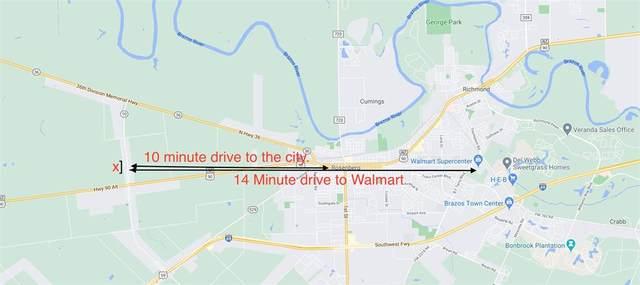 NA Randon Dyer Road, Rosenberg, TX 77471 (MLS #1089242) :: The Queen Team