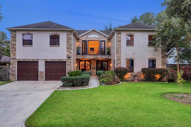 7019 Blandford Lane, Houston, TX 77055 (MLS #10894339) :: Christy Buck Team
