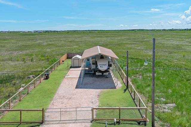 860 County Road 299, Sargent, TX 77414 (MLS #10896744) :: The Freund Group