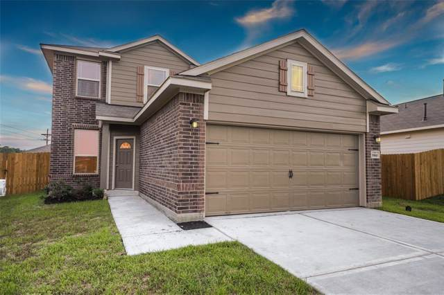 15707 Ty Cobb Court, Splendora, TX 77372 (MLS #10899386) :: Caskey Realty