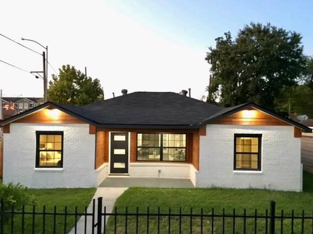 201 Sue Street, Houston, TX 77009 (MLS #10901186) :: The Jill Smith Team