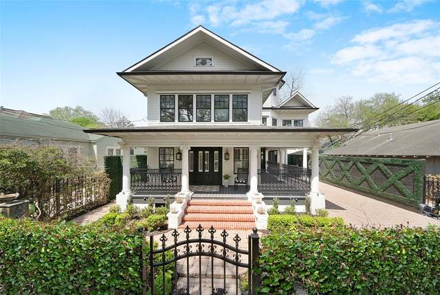 127 Parkview Street, Houston, TX 77009 (MLS #10902830) :: The SOLD by George Team