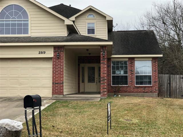 2919 Crest Park Drive, Houston, TX 77082 (MLS #1090398) :: Texas Home Shop Realty