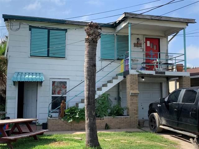 5918 Avenue R, Galveston, TX 77551 (MLS #10905225) :: The SOLD by George Team