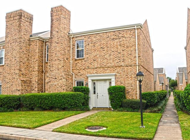 600 Wilcrest Drive #6, Houston, TX 77042 (MLS #10910326) :: Krueger Real Estate