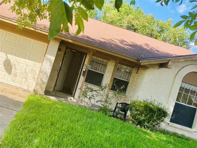 3718 Cloverbrook Drive, Houston, TX 77045 (MLS #1091278) :: Caskey Realty