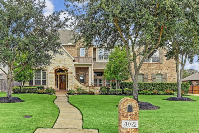 20722 E Farwood Terrace, Cypress, TX 77433 (MLS #10913193) :: The Johnson Team
